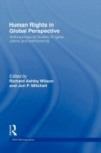 Ebook in inglese Human Rights in Global Perspective