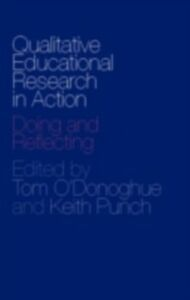 Ebook in inglese Qualitative Educational Research in Action -, -