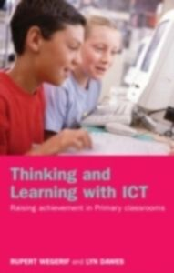 Ebook in inglese Thinking and Learning with ICT Dawes, Lyn , Wegerif, Rupert