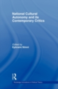 Ebook in inglese National-Cultural Autonomy and its Contemporary Critics -, -
