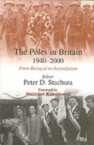 Foto Cover di Poles in Britain, 1940-2000, Ebook inglese di Peter D. Stachura, edito da Taylor and Francis