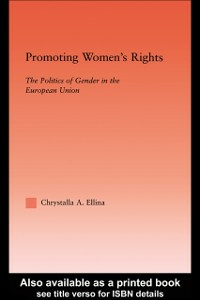 Ebook in inglese Promoting Women's Rights Ellina, Chrysttala
