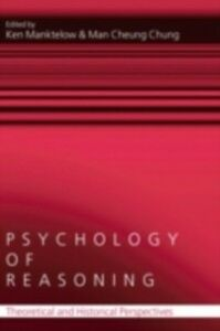Ebook in inglese Psychology of Reasoning