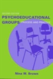 Ebook in inglese Psychoeducational Groups Brown, Nina