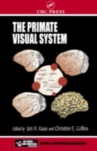 Ebook in inglese Primate Visual System