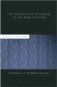 Ebook in inglese Constitution of Liberty in the Open Economy Gerken, Luder