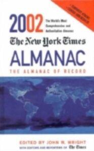 Ebook in inglese New York Times Almanac 2002