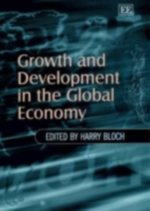 Ebook in inglese Growth and Development in the Global Political Economy O'Hara, Phillip