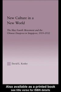 Ebook in inglese New Culture in a New World Kenley, David