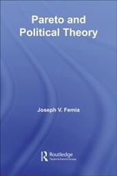 Pareto and Political Theory