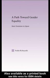 Ebook in inglese Path Toward Gender Equality Kobayashi, Yoshie