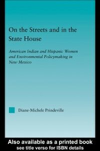 Ebook in inglese On the Streets and in the State House Prindeville, Diane-Michele