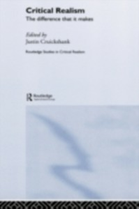 Ebook in inglese Critical Realism -, -