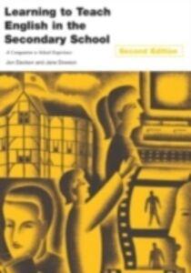 Foto Cover di Learning to Teach English in the Secondary School, Ebook inglese di  edito da