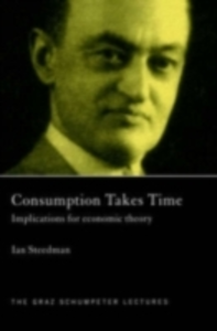 Ebook in inglese Consumption Takes Time Steedman, Ian