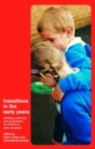 Foto Cover di Transitions in the Early Years, Ebook inglese di  edito da Taylor and Francis