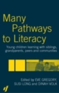 Foto Cover di Many Pathways to Literacy, Ebook inglese di  edito da Taylor and Francis