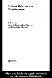 Ebook in inglese Labour Relations in Development -, -