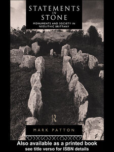 Ebook in inglese Statements in Stone Patton, Mark