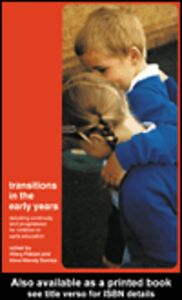 Ebook in inglese Transitions in the Early Years