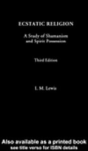 Ebook in inglese Ecstatic Religion Lewis, I.M.