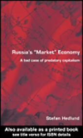 Russia's Market Economy