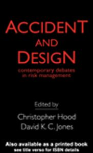Foto Cover di Accident And Design, Ebook inglese di C. Hood,D. K. C. Jones, edito da