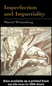 Ebook in inglese Imperfection and Impartiality Wissenburg, Marcel L.J.