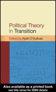 Ebook in inglese Political Theory In Transition