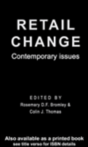 Ebook in inglese Retail Change