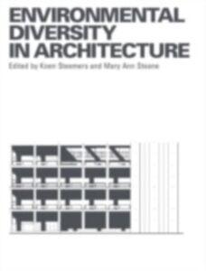 Foto Cover di Environmental Diversity in Architecture, Ebook inglese di  edito da Taylor and Francis