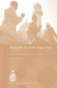 Ebook in inglese Muslims in India Since 1947 SIKAND, YOGINDER