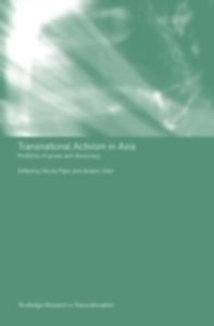 Ebook in inglese Transnational Activism in Asia -, -
