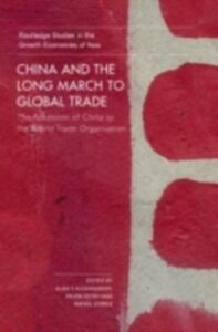Ebook in inglese China and the Long March to Global Trade -, -