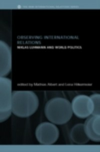 Ebook in inglese Observing International Relations -, -