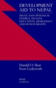Ebook in inglese Development Aid to Nepal Cederroth, Sven Cederoth , Skarr, Harald O.