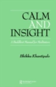 Ebook in inglese Calm and Insight Khantipalo, Bhikkhu Phra