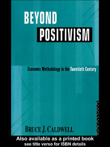 Ebook in inglese Beyond Positivism Caldwell, B
