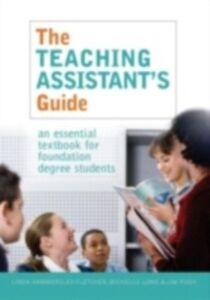Foto Cover di Teaching Assistant's Guide, Ebook inglese di AA.VV edito da Taylor and Francis
