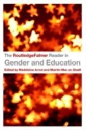 RoutledgeFalmer Reader in Gender & Education