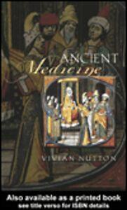 Foto Cover di Ancient Medicine, Ebook inglese di Vivian Nutton, edito da