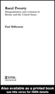 Foto Cover di Rural Poverty, Ebook inglese di Paul Milbourne, edito da