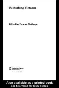 Foto Cover di Rethinking Vietnam, Ebook inglese di Duncan McCargo, edito da Taylor and Francis