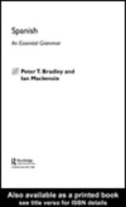 Ebook in inglese Spanish Bradley, Peter T. , MacKenzie, Ian