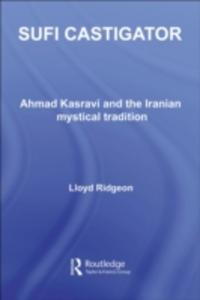 Ebook in inglese Sufi Castigator Ridgeon, Lloyd