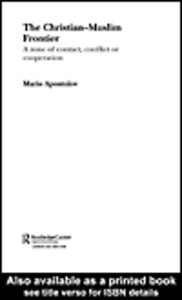 Ebook in inglese The Christian-Muslim Frontier Apostolov, Mario
