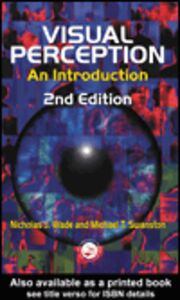 Ebook in inglese Visual Perception Swanston, Michael T. , Wade, Nicholas J.