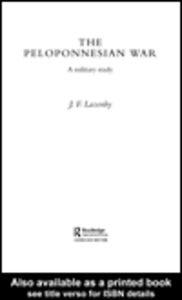 Ebook in inglese The Peloponnesian War Lazenby, J. F.