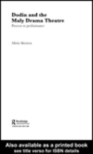 Ebook in inglese Dodin and the Maly Drama Theatre Shevtsova, Maria