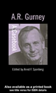 Ebook in inglese A.R. Gurney